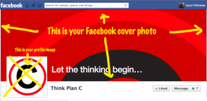 Example: Facebook Cover Photo