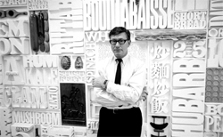 Lou Dorfsman Gastrotypographicalassemblage